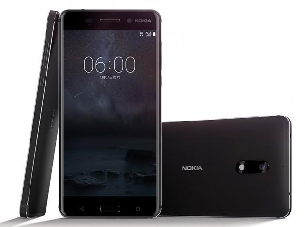 Nokia 6 показался в Китае официально