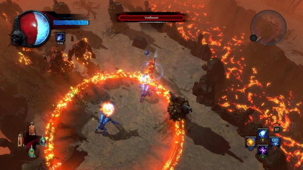 Path of Exile скоро придёт на Xbox One