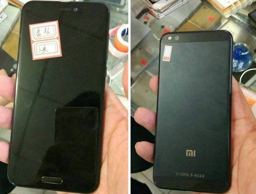 Xiaomi Mi 6 детально в цифрах и на фото