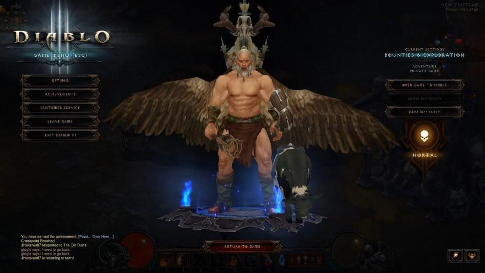 Юбилейное событие в Diablo III в честь 20-летия игры