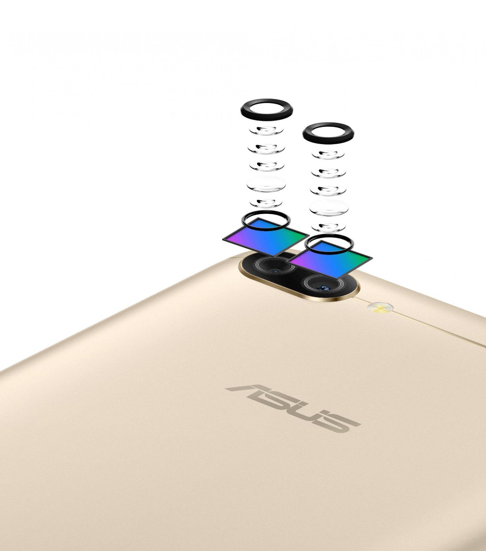 Asus Zenfone 4 Max выходит на сцену: необычная камера и аккумулятор