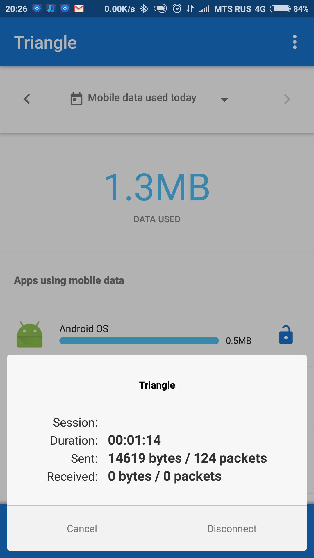 Google выпустила Triangle - фаервол для Android