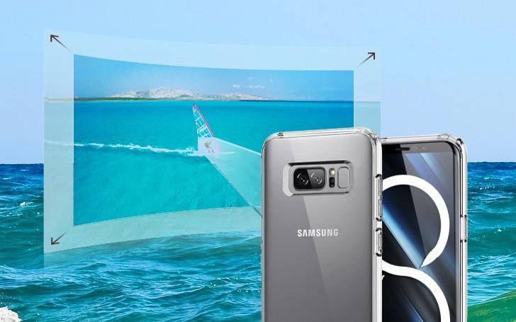 Камера Samsung Galaxy Note 8 будет с оптическим 3-кратным зумом