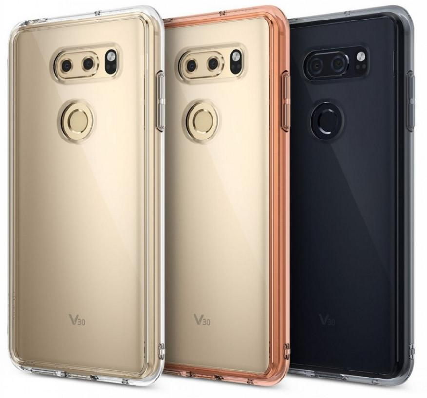 LG V30 навестил бенчмарк Geekbench