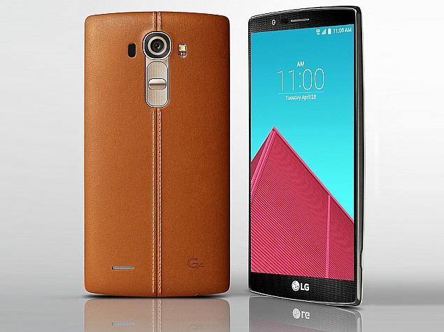 Официальное обновление до Android Nougat для LG G4