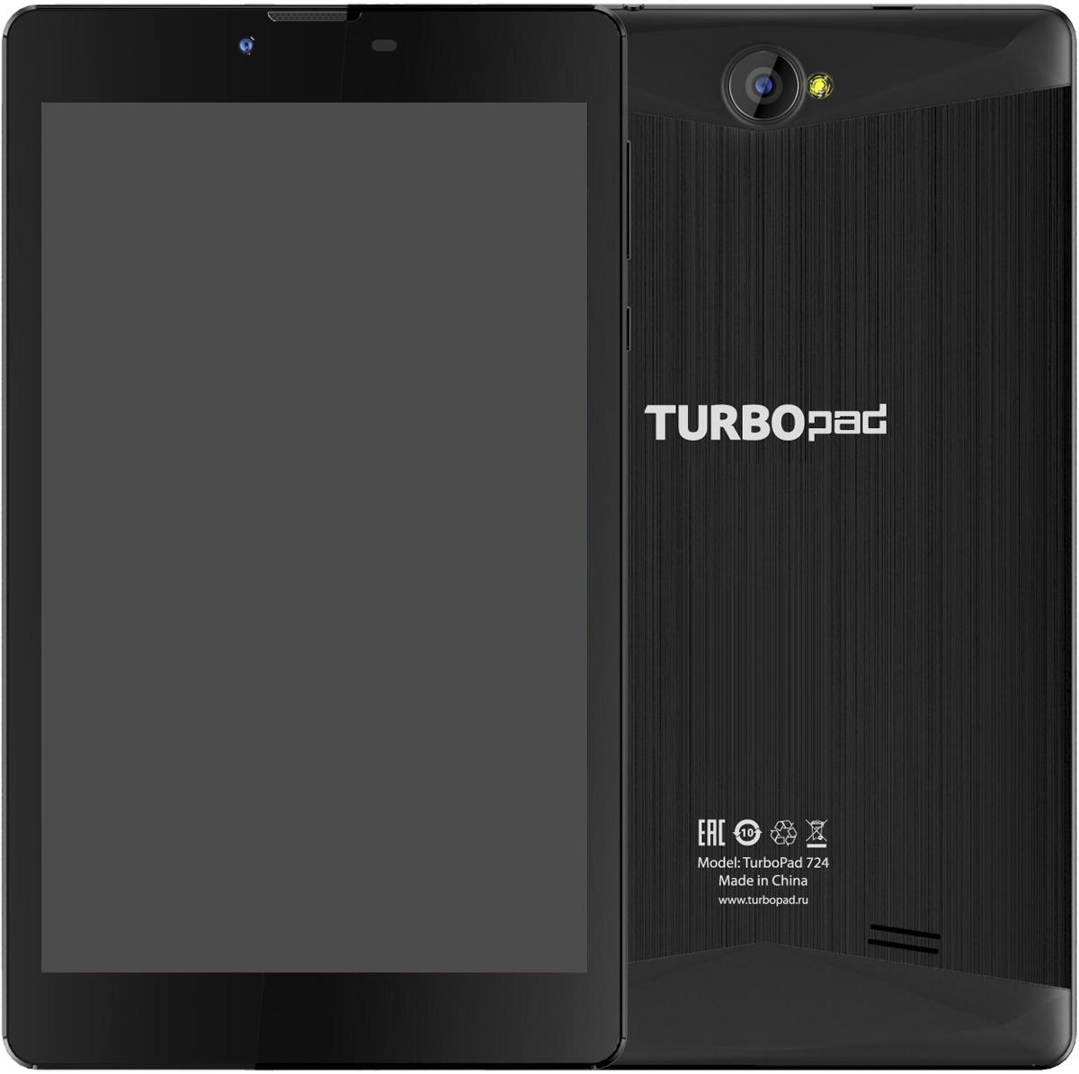 Планшет TurboPad 724 – комфортный минимализм