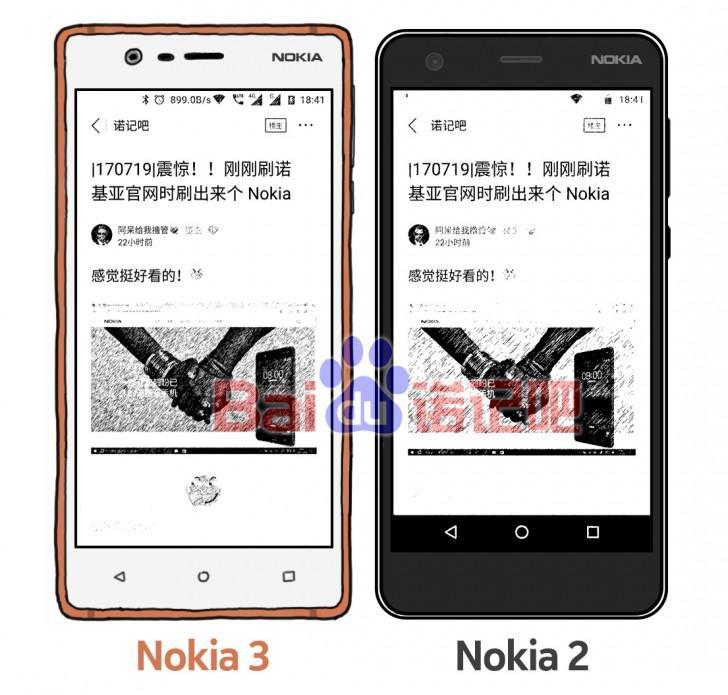 Совсем бюджетная Nokia 2 появилась на снимках