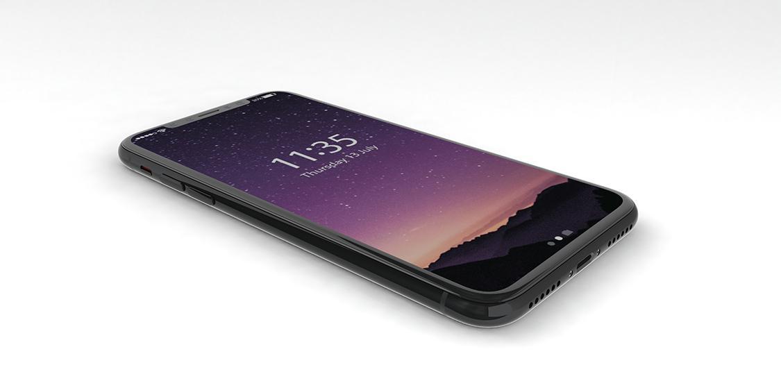 Так может выглядеть iPhone 8