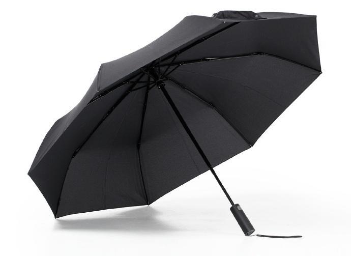 Xiaomi умеет не только электронные гаджеты, но и автоматический зонт