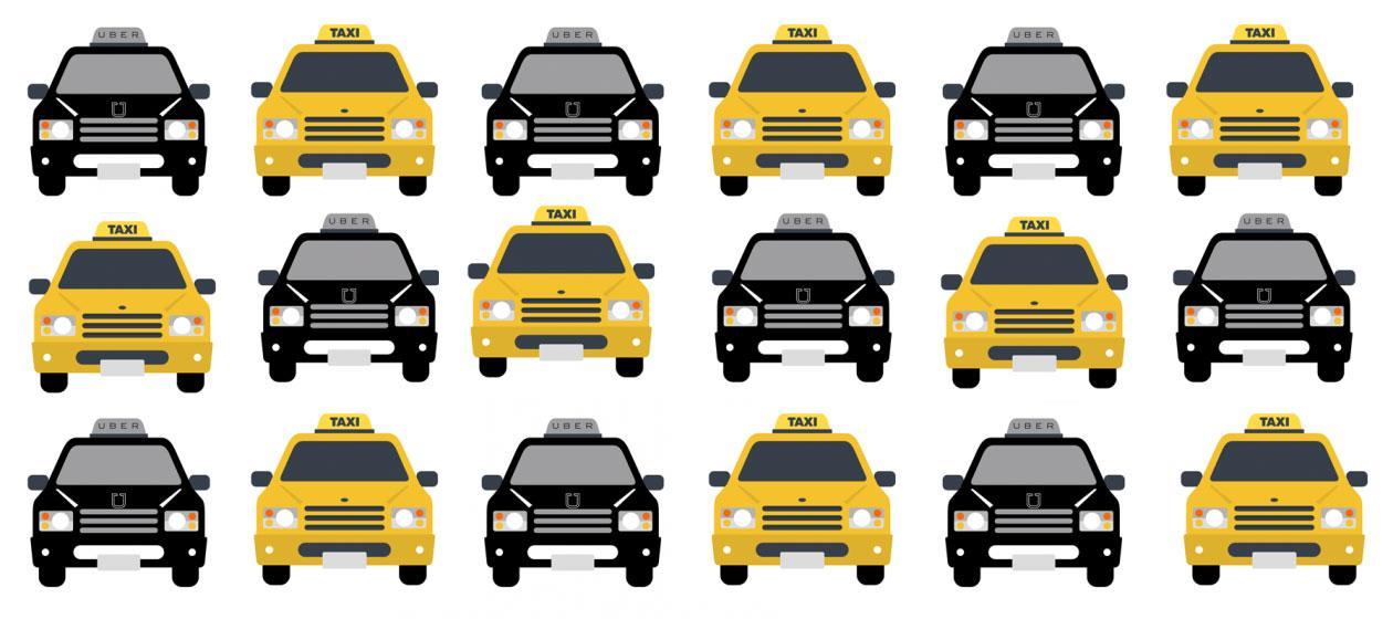 Яндекс.Такси и Uber теперь работают вместе