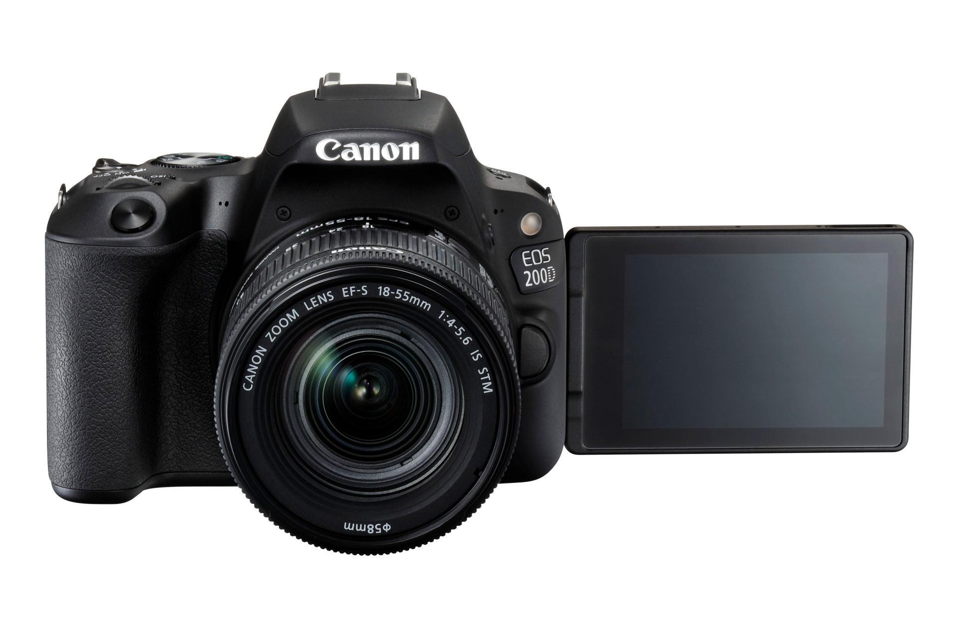 Canon анонсировала EOS 6D Mark II и EOS 200D
