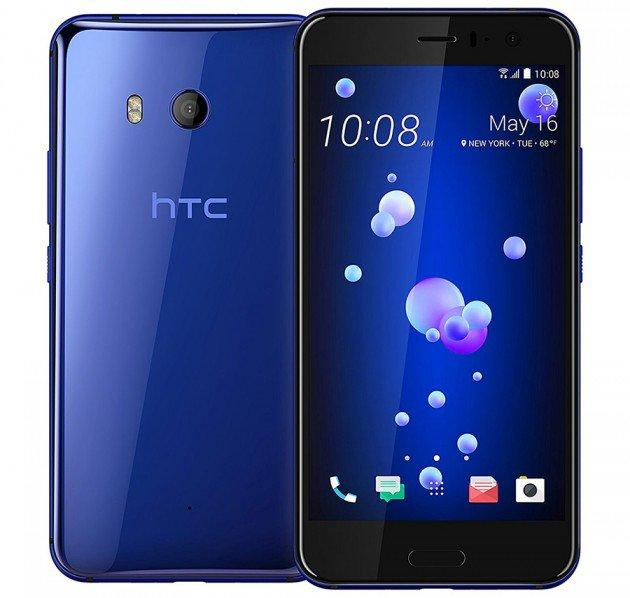 HTC U11 продаётся гораздо лучше прошлых моделей компании