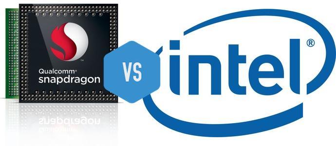Intel начинает вставлять палки в колёса Qualcomm