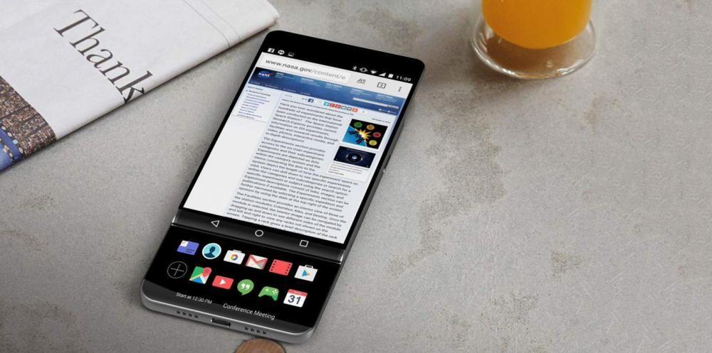 LG V30 и LG G7 могут появиться раньше времени
