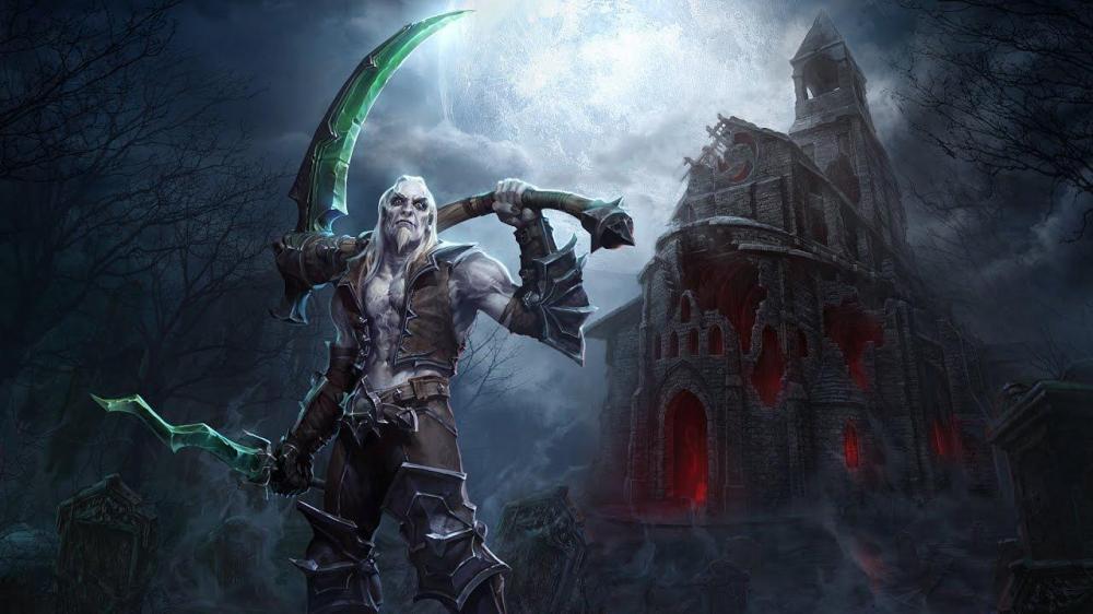 Некромант в Diablo III появится 27 июня