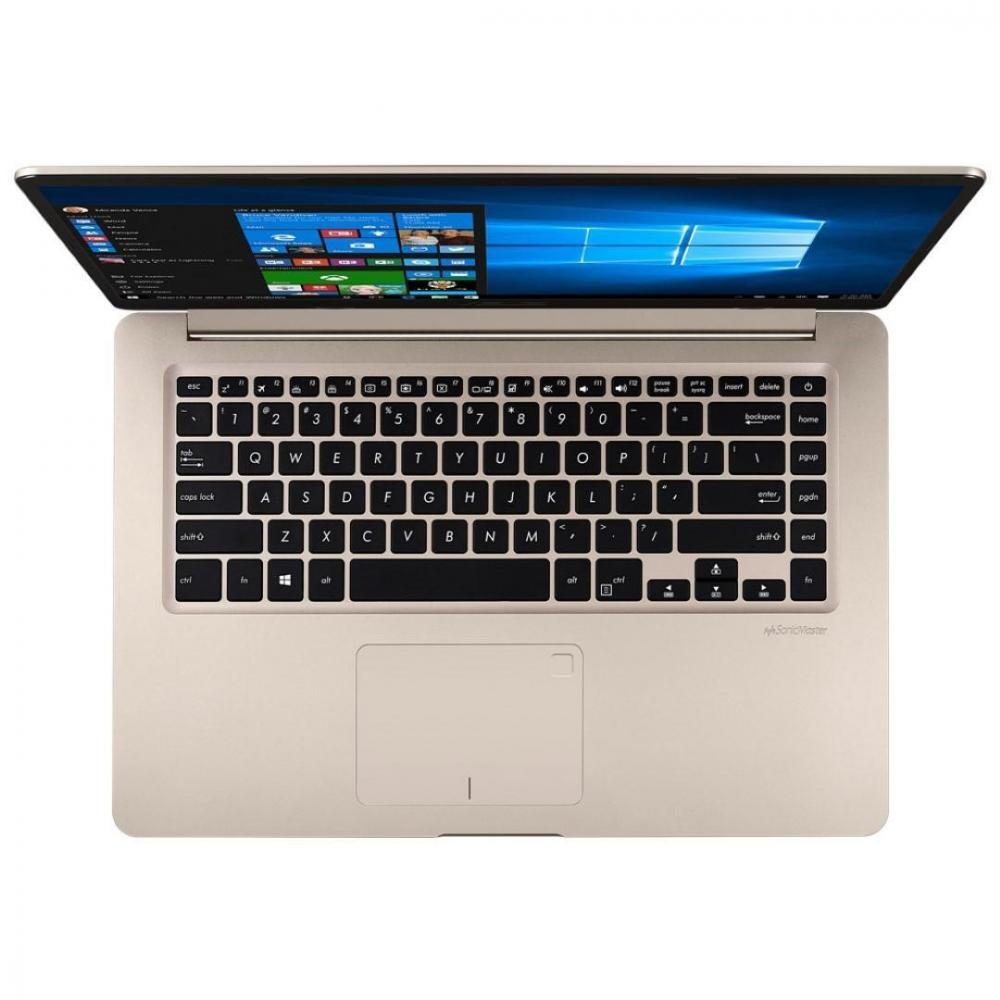 Он цепляет внимание: ноутбук Asus VivoBook S510