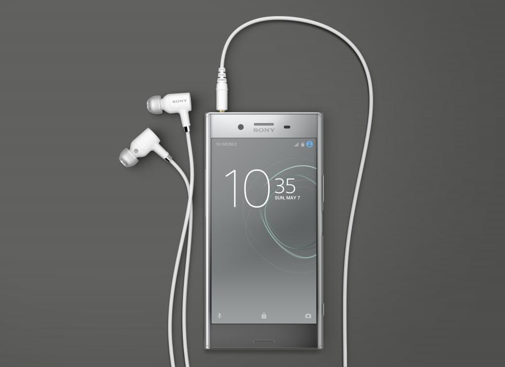 Смартфон Sony Xperia XZ Premium поступает в продажу в России