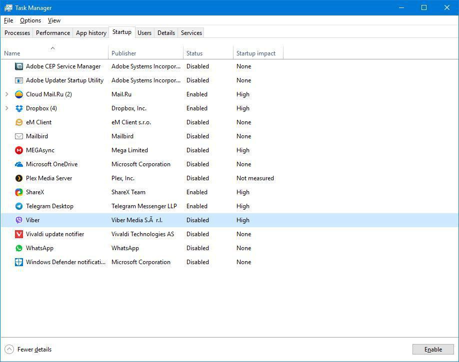 Загрузку Windows 10 можно ускорить