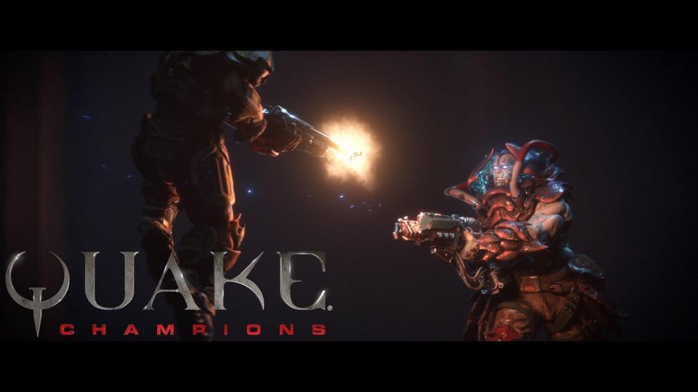 Что мы знаем о Quake Champions?