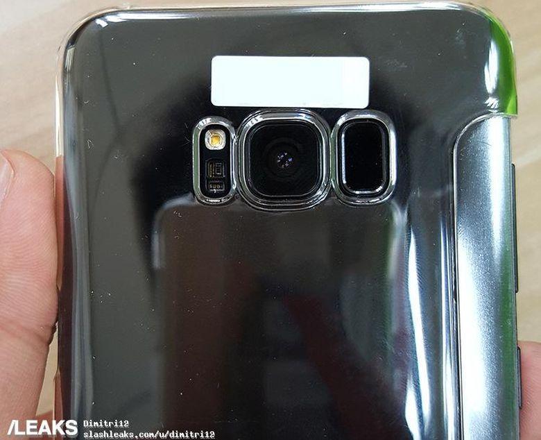 Galaxy S8 сможет снимать видео в 1000 fps