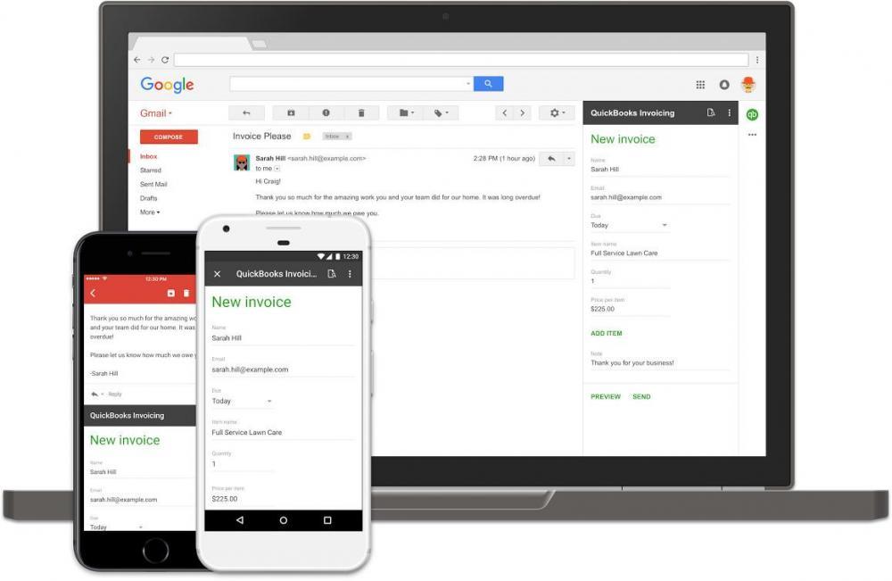 Gmail скоро начнёт поддерживать нативные расширения