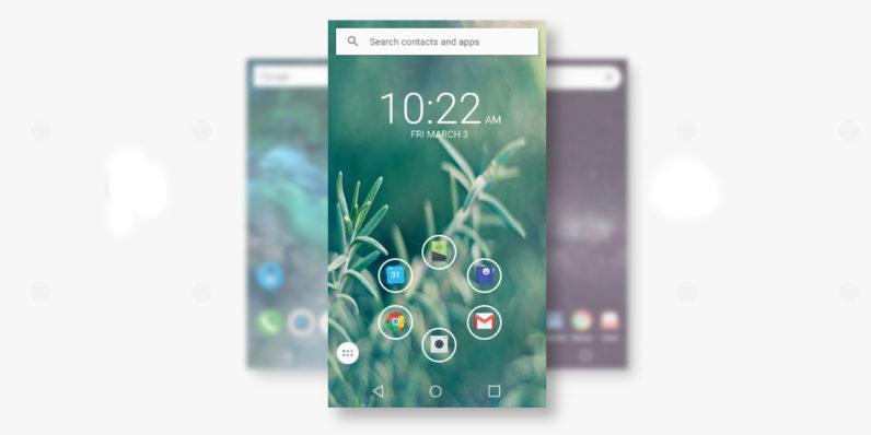Google предлагает пользователям варианты оформления Android