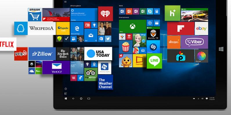 Microsoft даст предпросмотр приложений в Windows 10 без инсталляции