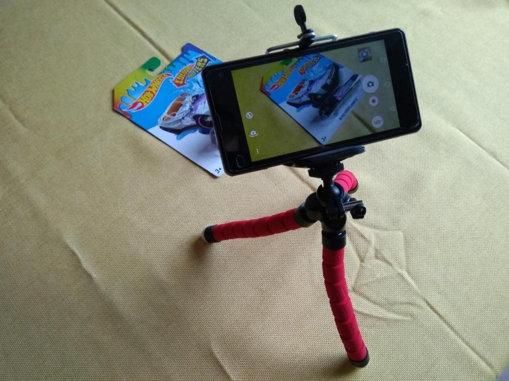 Мини-обзор трипода для мобильного