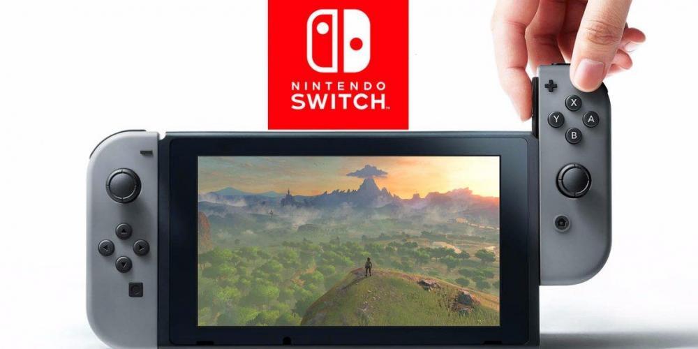 Nintendo Switch отлично продаётся: более 1,5 миллиона консолей за месяц