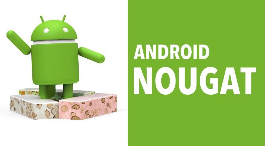 О то как Xiaomi дружит с Android Nougat