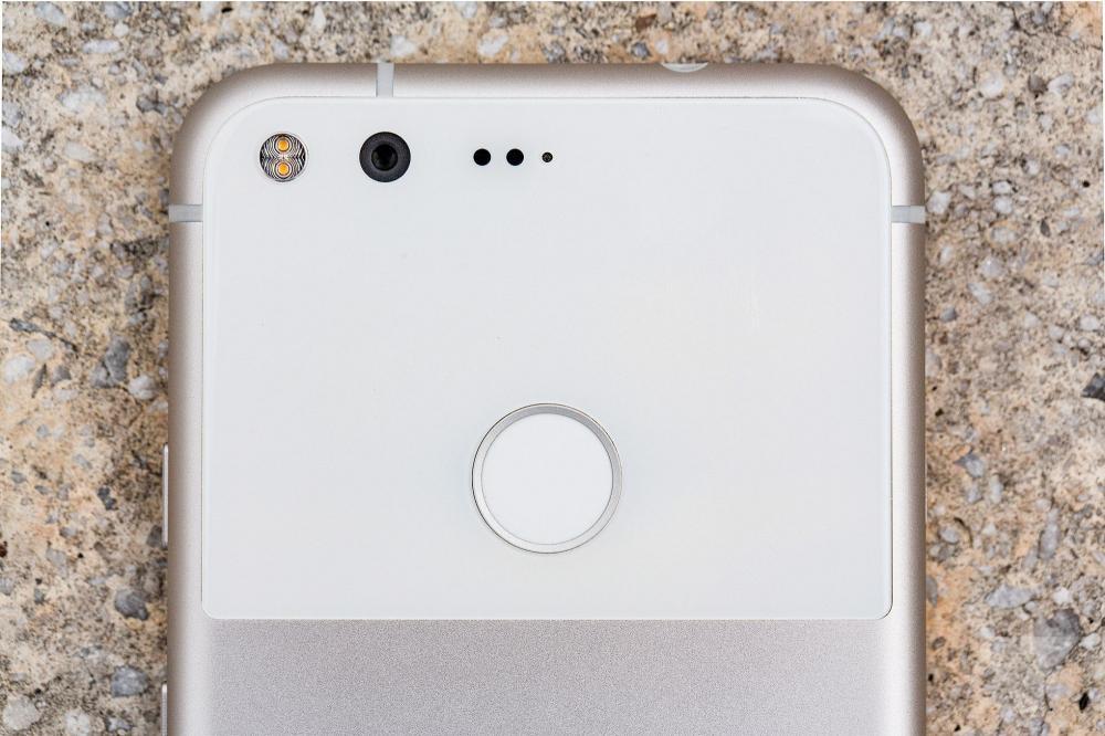 ПО камеры в Google Pixel и Pixel XL от Google Glass