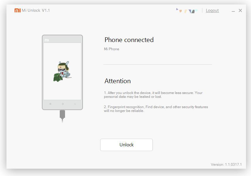 Разблокировка загрузчика смартфонов Xiaomi