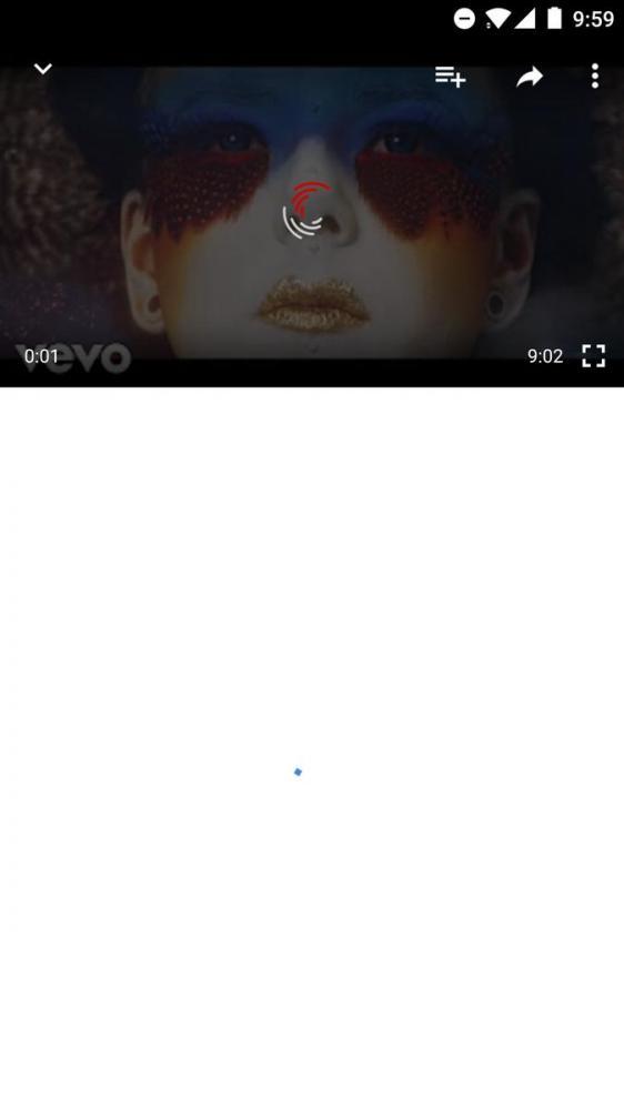 Youtube тестирует новые анимации загрузки видео