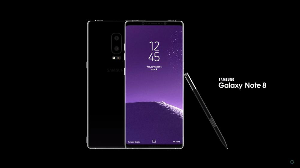 Фантазии о Samsung Galaxy Note 8. Как оно?