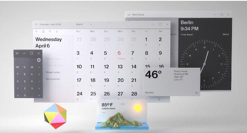 Microsoft анонсировала крупное обновление Windows 10 на осень