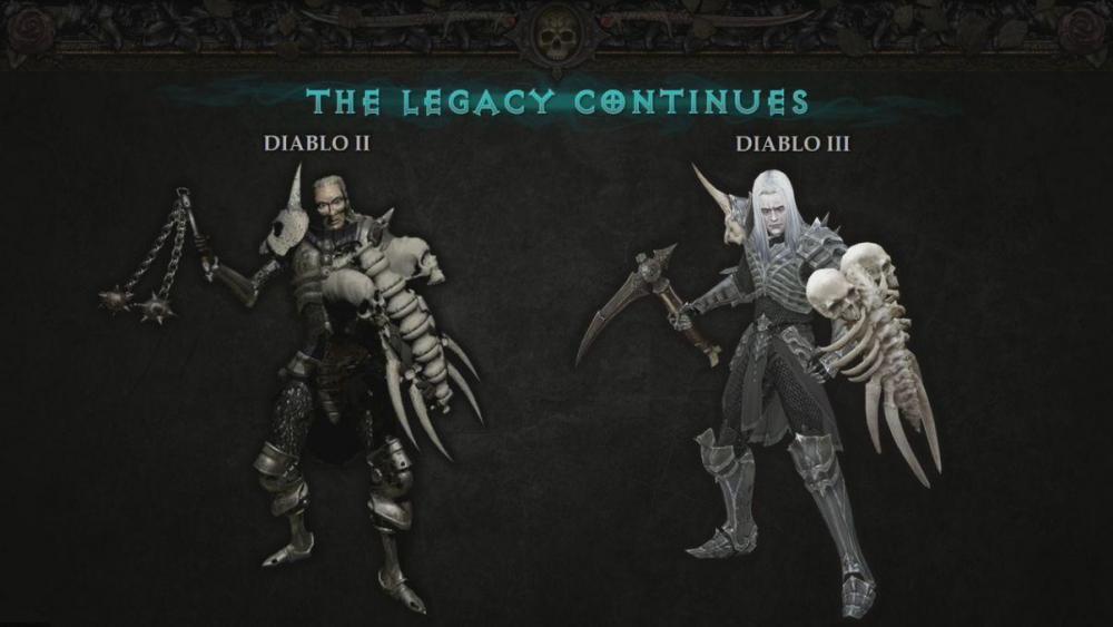 Некромант в Diablo 3 уже доступен в бета -мире