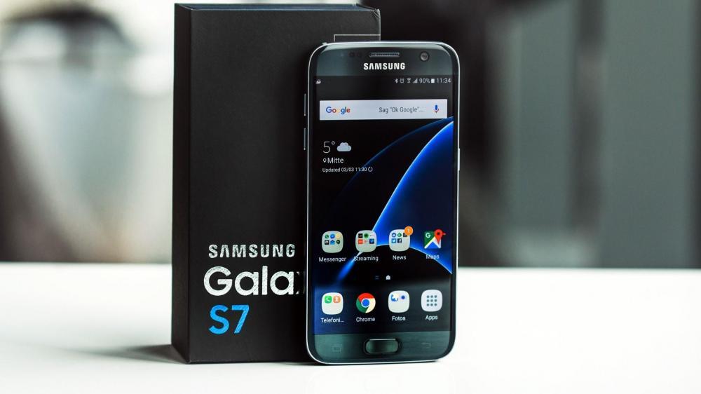 Samsung Galaxy S7 - самый популярный аппарат компании в США