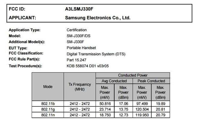 Смотрим на Samsung Galaxy J3 до официального релиза