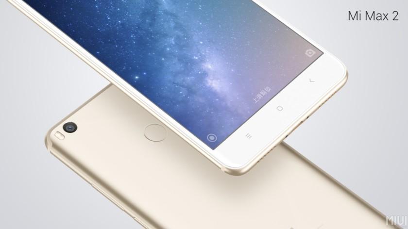 Xiaomi Mi Max 2 для тех кто любит побольше и долго