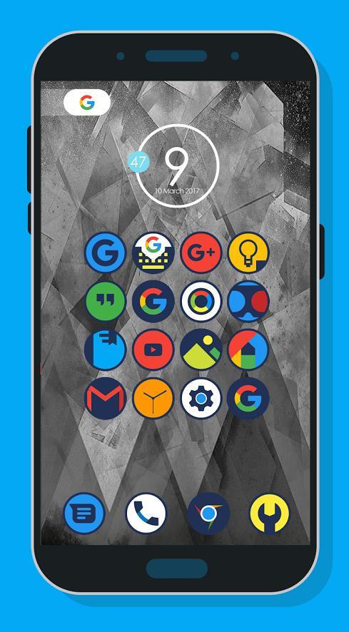 3 временно бесплатных набора иконок из Google Play Store