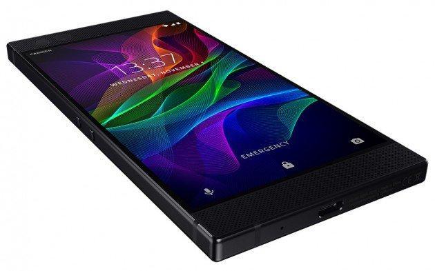 Razer выпустила супер мощный и навороченный смартфон