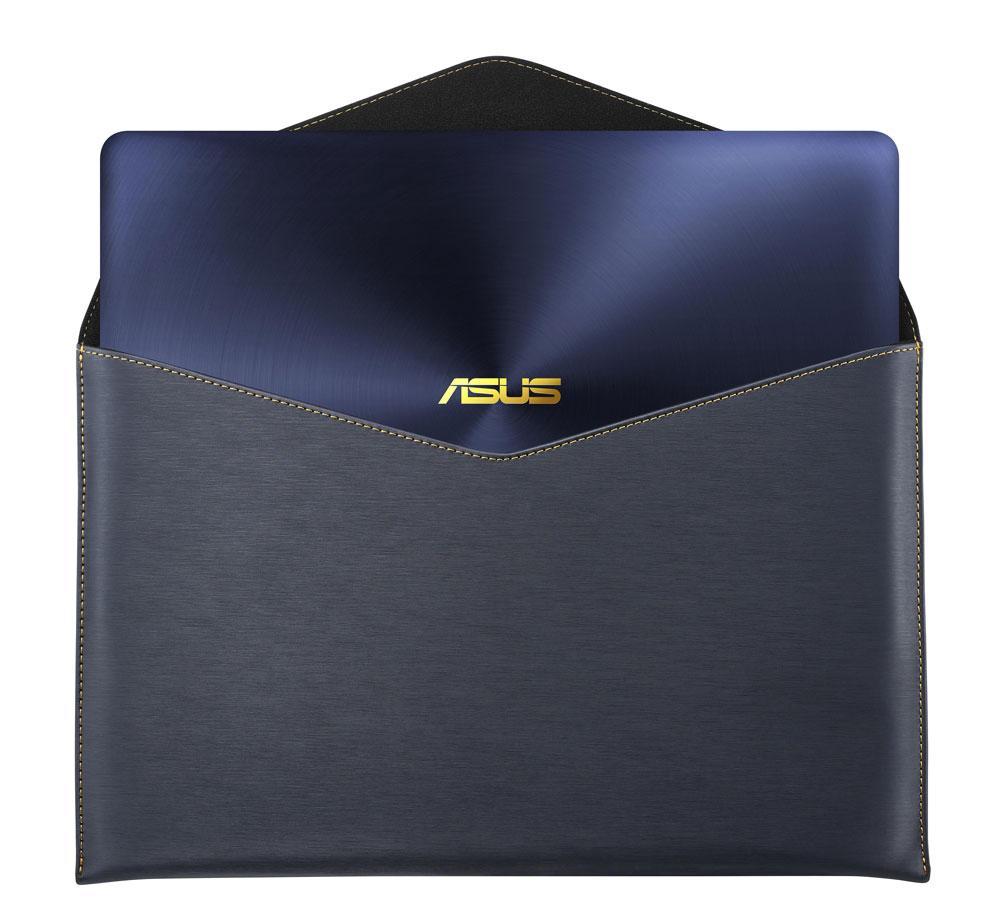 Компания ASUS представила 14-дюймовый ноутбук ASUS ZenBook 3 Deluxe