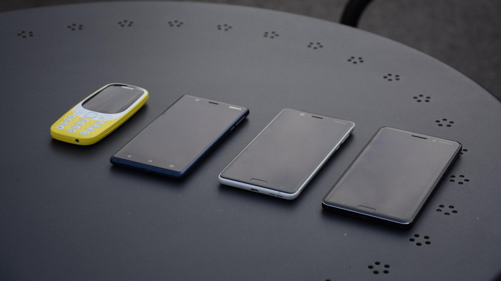 Даже самые дешёвые смартфоны Nokia получат Android P