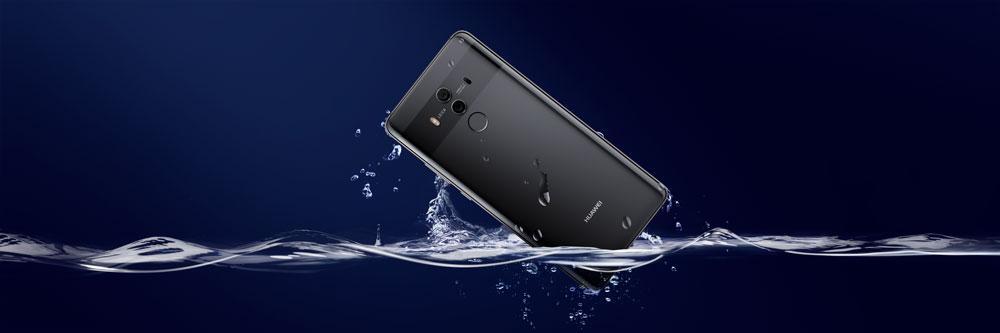 Годзилла среди смартфонов: Huawei Mate 10 и Pro показали официально
