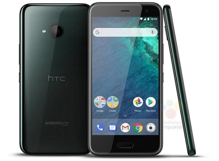 HTC U11 Life на чётких рендерах в сети