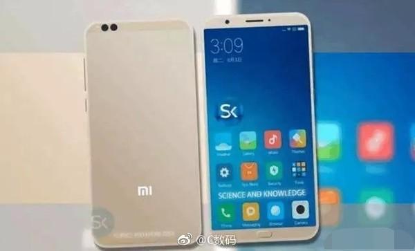 Каким окажется Xiaomi Mi 6C?