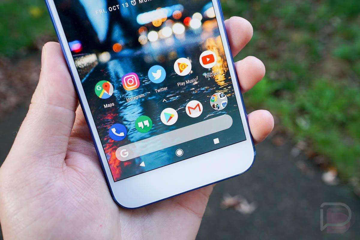 Ланчер смартфонов Pixel 2 теперь можно поставить на любой телефон