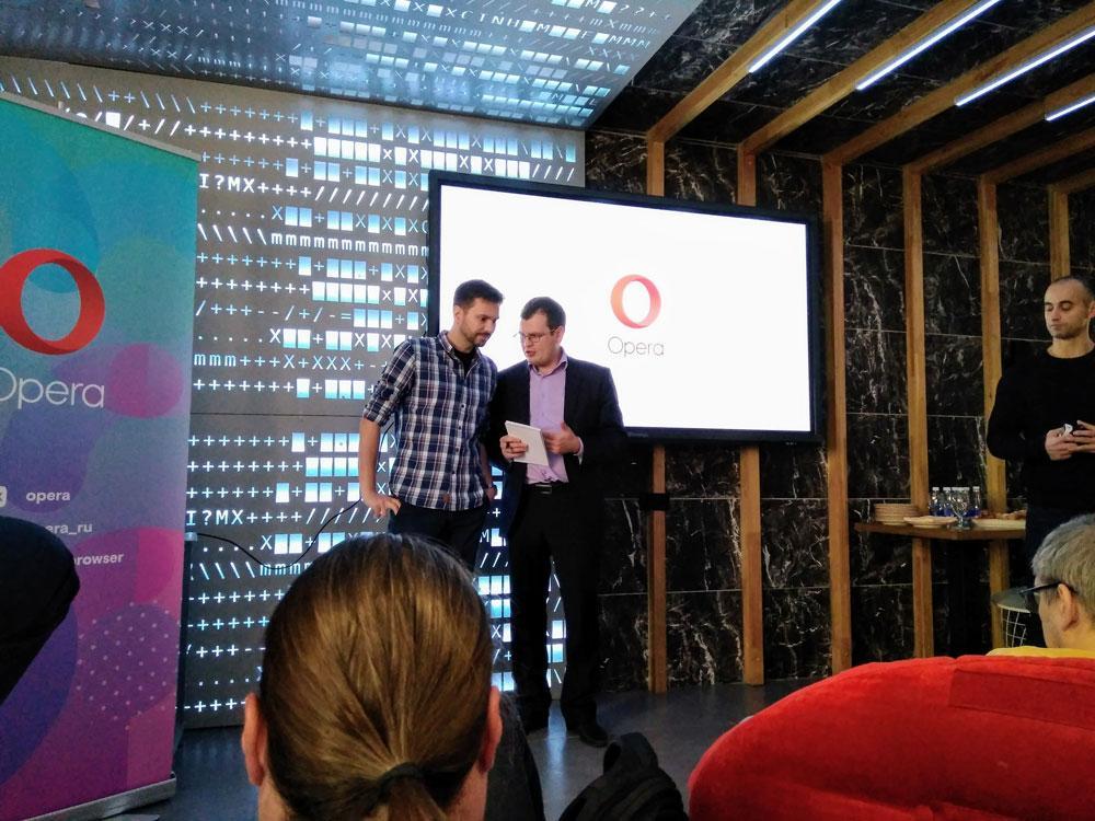 Разработчики Opera рассказывают о браузере и индустрии в целом
