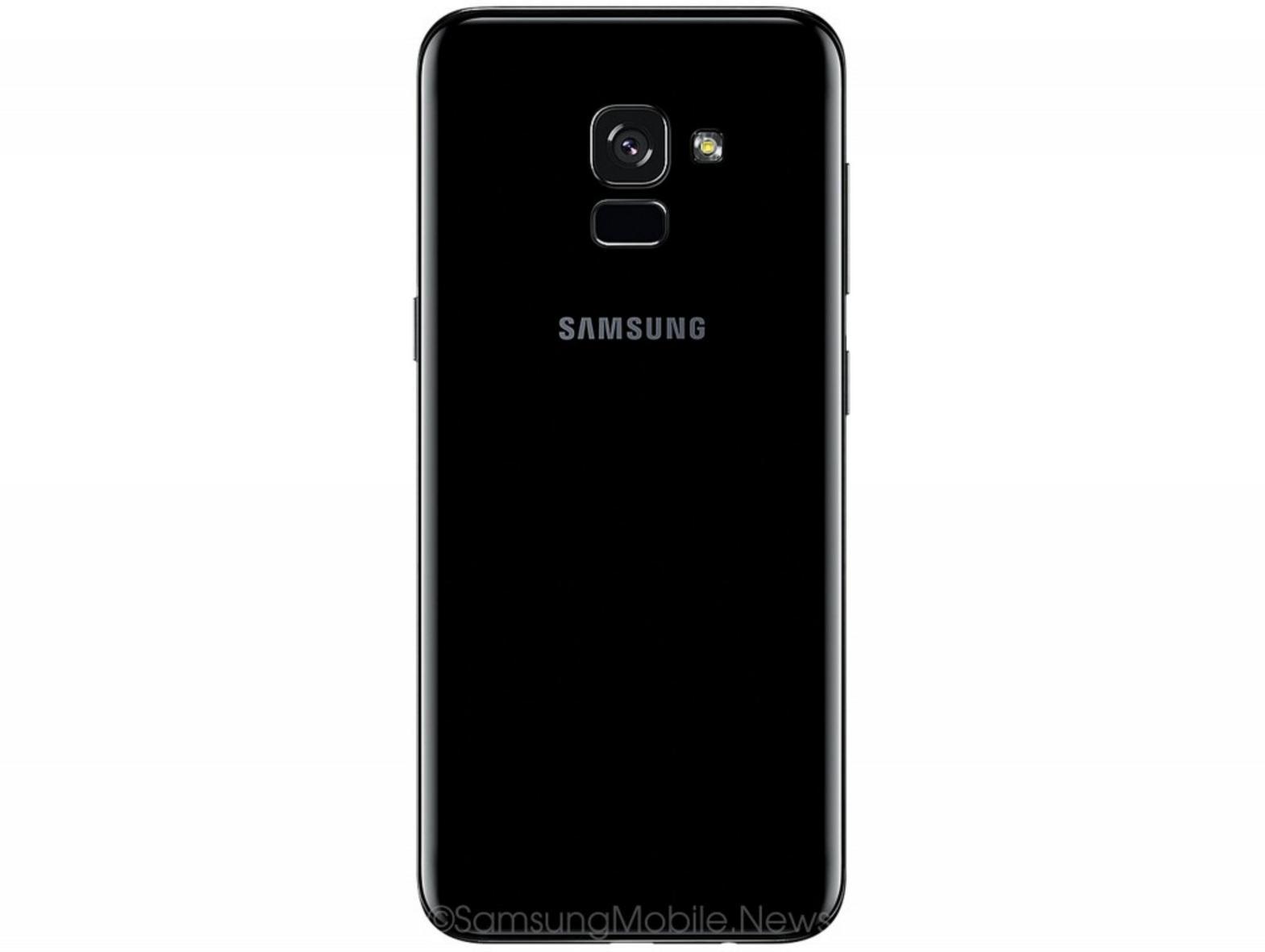 Samsung Galaxy A5 и A7 2018 года тоже будут с Infinity Display