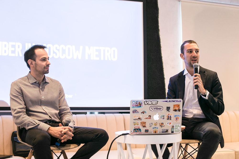 Viber будет работать в метро без авторизаций